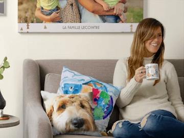 Code promo Vistaprint : 10% de rabais sur les cadeaux photos