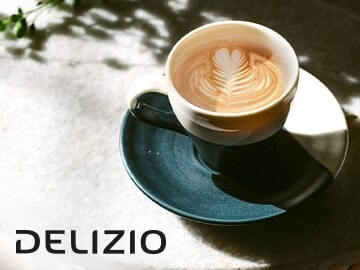 Exclusivité code promo Delizio : bon de CHF 5.- dès CHF 35.- d'achat