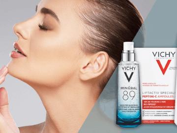 Promo Zur Rose : 20% de remsise sur une sélection de produits Vichy